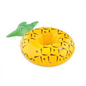 "Dosenhalter ""Ananas"" MINI PINA - Strand-Werbeartikel"