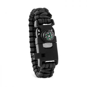 Outdoor Survival Armband SURVIVAL - Kompasse