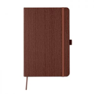 DIN A5 Notizbuch WOODY - Notizbücher