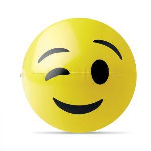 Wasserball mit Emoji WINKY - Wasserbälle