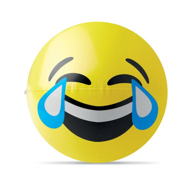 Wasserball mit Emoji LAUGHY - Wasserbälle