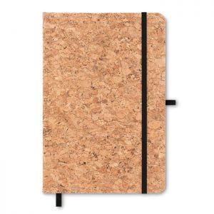 DIN A5 Notizbuch mit Kork SUBER - Notizbücher