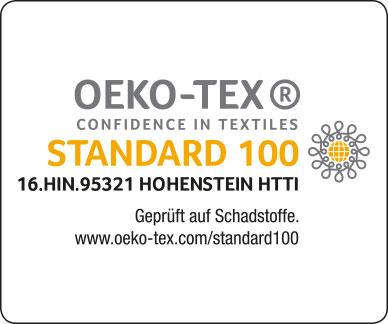 Werbeartikel nach dem OEKO-TEXT Standard 100 im PRESIT Online-Shop
