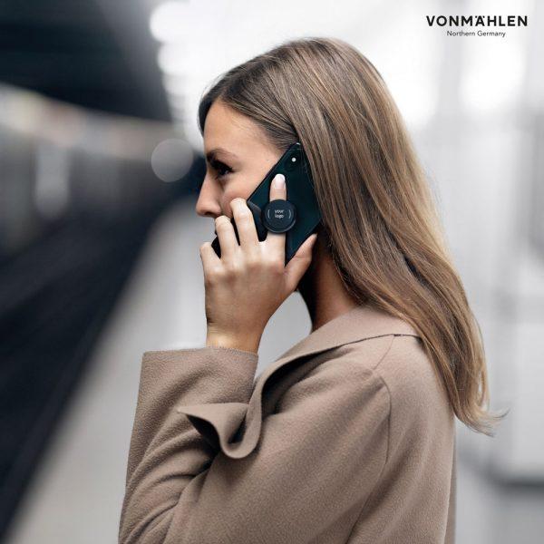 Backflip smartphone Halter Anwendung