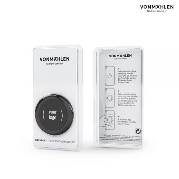 Backflip smartphone halter Verpackung Standard
