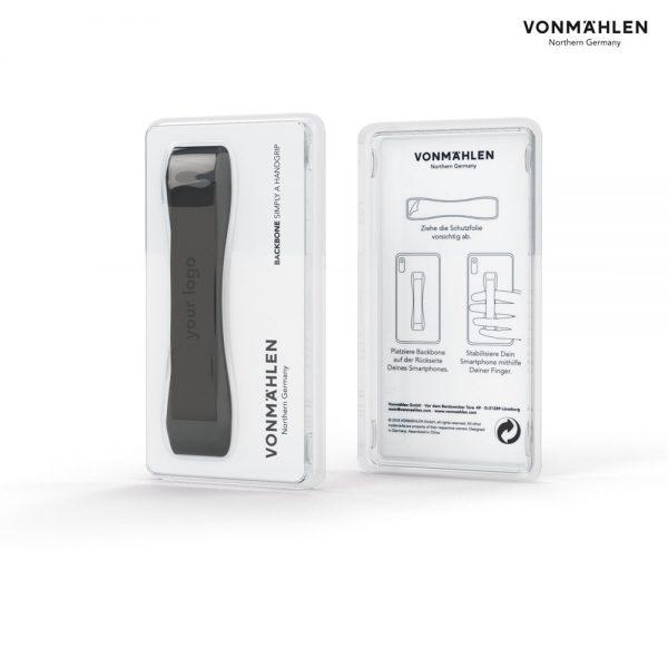 Backbone smarthphone handgrip Verpackung