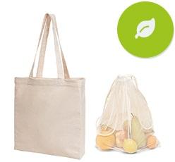 Öko Taschen als Werbeartikel bedrucken