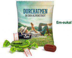 Em-eukal Duopack als Werbeartikel mit Logo im PRESIT Online-Shop bedrucken lassen