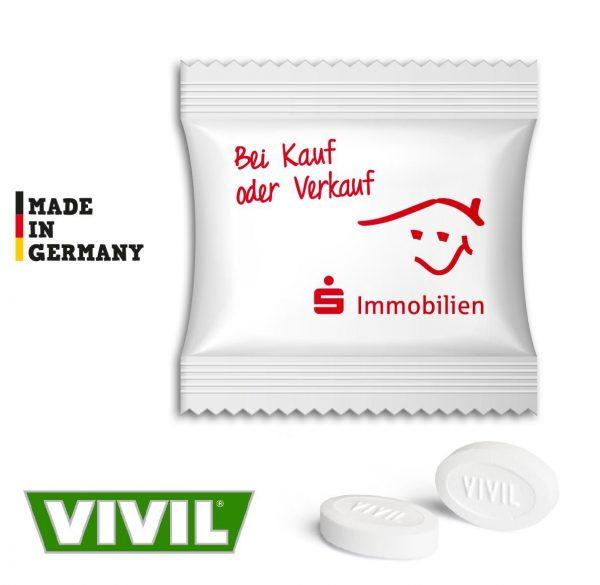 Vivil DoubleMint als Werbeartikel mit Logo im PRESIT Online-Shop bedrucken lassen