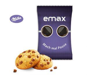 Milka Choco Cookie als Werbeartikel mit Logo im PRESIT Online-Shop bedrucken lassen
