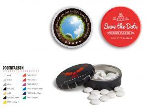 Super Mini Clic Clac Box als Werbeartikel mit Logo im PRESIT Online-Shop bedrucken lassen