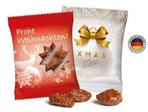 Gebrannte Mandeln als Werbeartikel mit Logo im PRESIT Online-Shop bedrucken lassen