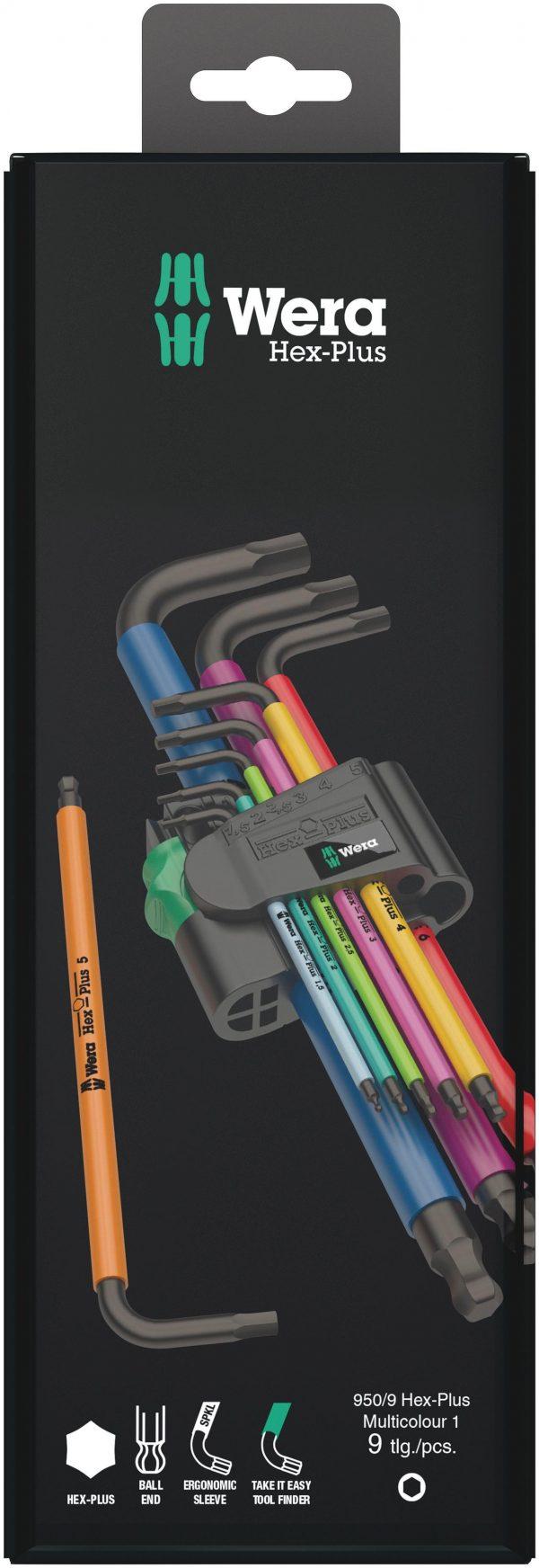 Detailansicht 1 – 950/9 Hex-Plus Multicolour 1 SB SiS