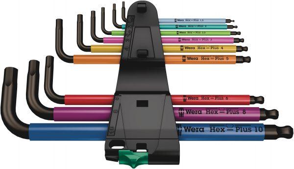 Detailansicht 2 – 950/9 Hex-Plus Multicolour 1 SB SiS
