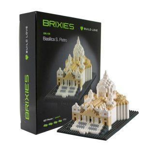 Brixies Basilica mit logo bedrucken lassen