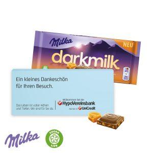 Milka dunkle Alpenmilch