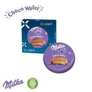 Milka Choco Wafer als Werbeartikel mit Logo im PRESIT Online-Shop bedrucken lassen