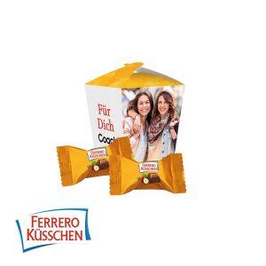 Präsentverpackung Style mit FERRERO Küsschen