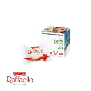 Werbe-Würfel mit Raffaelo