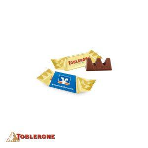 TOBLERONE Minis mit Werbschuber als Werbeartikel mit Logo im PRESIT Online-Shop bedrucken lassen