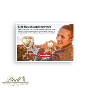 Schokokarte Business als Werbeartikel mit Logo im PRESIT Online-Shop bedrucken lassen