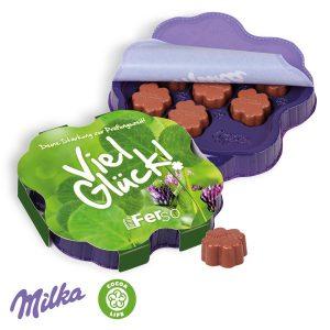 Milka Kleines Dankeschön als Werbeartikel mit Logo im PRESIT Online-Shop bedrucken lassen