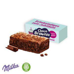 Milka Choco Brownie als Werbeartikel mit Logo im PRESIT Online-Shop bedrucken lassen