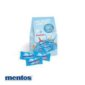 Businesspräsent Selection Mini Mentos als Werbeartikel mit Logo im PRESIT Online-Shop bedrucken lassen