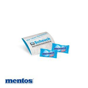 Werbebriefchen Mentos als Werbeartikel mit Logo im PRESIT Online-Shop bedrucken lassen