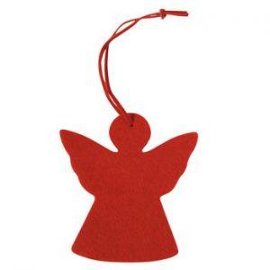 Detailansicht 1 – Filzanhänger Engel