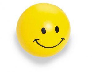Detailansicht 1 – Ball Smile-Gesicht