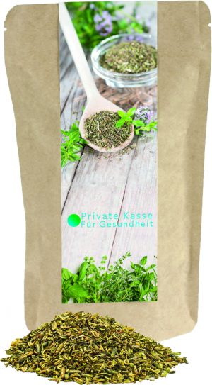 Kräuter & Gewürze Kräuter der Provence als Werbeartikel mit Logo im PRESIT Online-Shop bedrucken lassen
