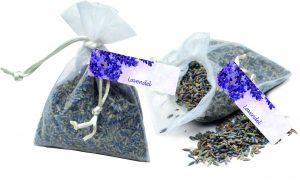 Lavendel-Säckchen als Werbeartikel mit Logo im PRESIT Online-Shop bedrucken lassen