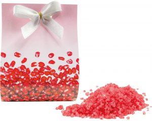 Badesalz-Päckchen als Werbeartikel mit Logo im PRESIT Online-Shop bedrucken lassen