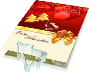 Backe Deinen Weihnachtsbaum als Werbeartikel mit Logo im PRESIT Online-Shop bedrucken lassen