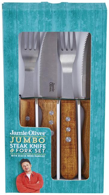 Jumbo 8-teiliges Besteckset – Funktionen und Extras Detailansicht 3