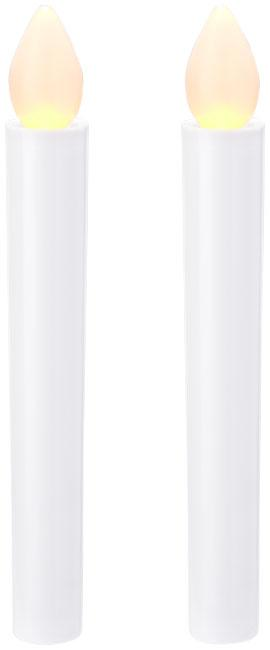 Floyd 2-teiliges LED-Kerzenset im PRESIT Werbeartikel Online-Shop