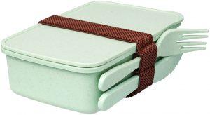 Bamberg Lunchbox aus Bambusfaser im PRESIT Werbeartikel Online-Shop