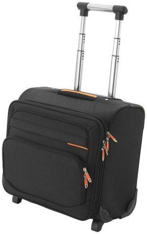 Orange Line Square Handgepäck Koffer im PRESIT Werbeartikel Online-Shop