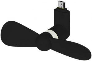 Airing Micro-USB Ventilator im PRESIT Werbeartikel Online-Shop