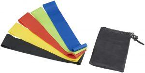 Crane widerstandsfähige elastischeFitnessbänder im PRESIT Werbeartikel Online-Shop