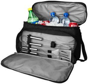 Dox 3-teiliges Grillset mit Kühltasche im PRESIT Werbeartikel Online-Shop