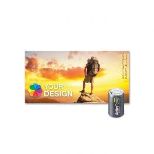 ActiveTowel® Sports Microfaser-Sporthandtuch 80x40 cm als Werbeartikel mit Logo im PRESIT Online-Shop bedrucken lassen