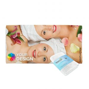 ActiveTowel® Relax Wohlfühl-Handtuch 100x50 cm  als Werbeartikel mit Logo im PRESIT Online-Shop bedrucken lassen