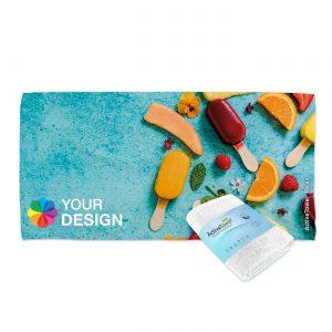 ActiveTowel® Relax Wohlfühl-Handtuch 140x70 cm als Werbeartikel mit Logo im PRESIT Online-Shop bedrucken lassen