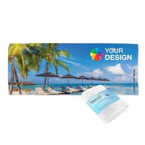 ActiveTowel® Relax Wohlfühl-Handtuch 180x70 cm als Werbeartikel mit Logo im PRESIT Online-Shop bedrucken lassen