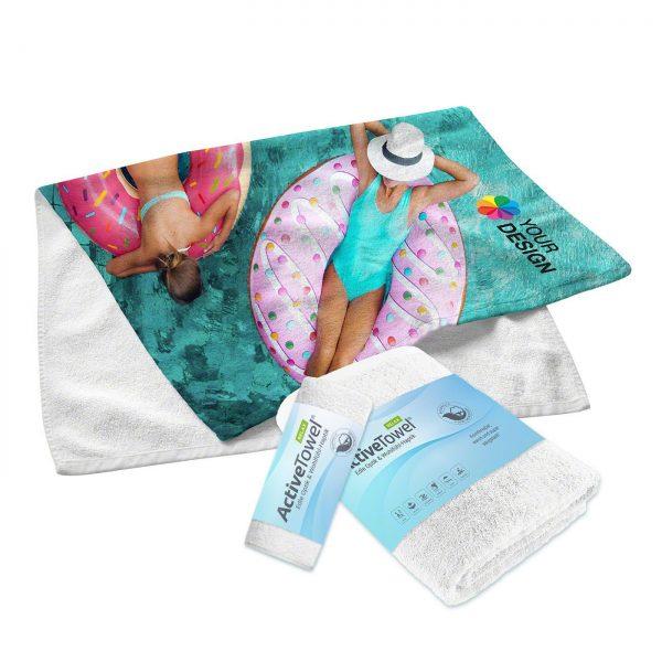 Detailansicht 3 – ActiveTowel® Relax Wohlfühl-Handtuch 180x70 cm