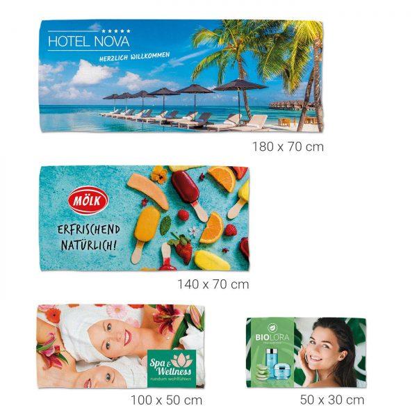 Detailansicht 6 – ActiveTowel® Relax Wohlfühl-Handtuch 180x70 cm