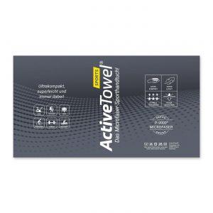 Detailansicht 2 – ActiveTowel® Sports Microfaser-Sporthandtuch 180x70 cm
