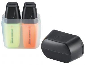 STABILO BOSS MINI 4er-Box als Werbeartikel mit Logo im PRESIT Online-Shop bedrucken lassen